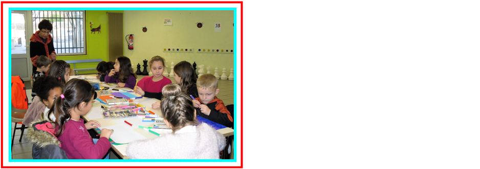 Ateliers d'écriture enfants à Gardanne