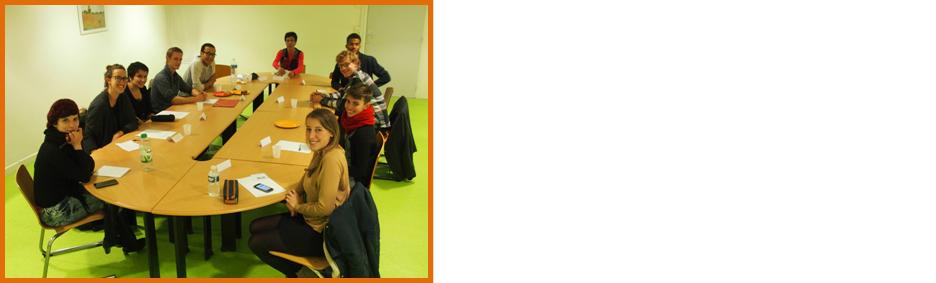 Ateliers d'écriture à l'université de Clermont-Ferrand