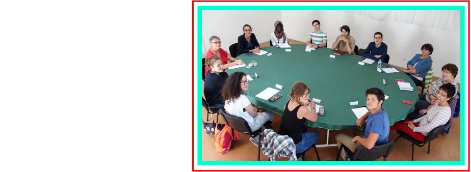 Atelier d'écritures à Mérinchal Creuse