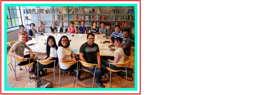 Ateliers d'écriture étudiants à Vichy