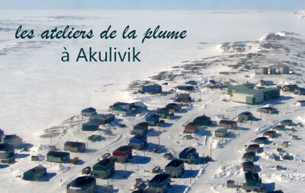Diaporama réalisé à Akulivik au Québec