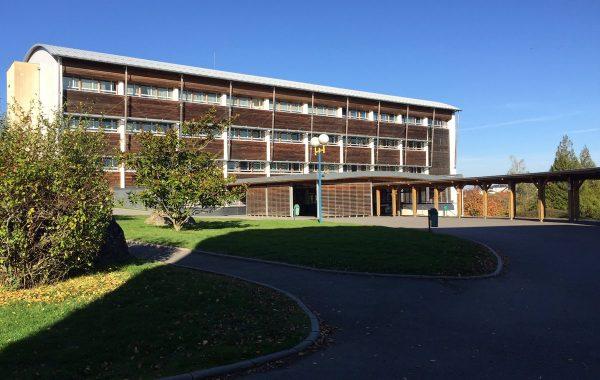 Lycée Jean Favard à Guéret
