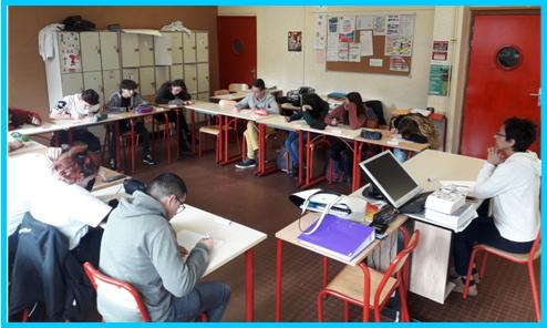 Ateliers écriture Pontaumur - Auvergne