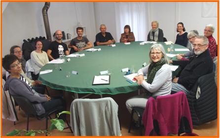 Ateliers d'écriture à Mérinchal - Creuse(23)